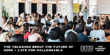 Turn me on – The Future of Work & life for Millennials tickets