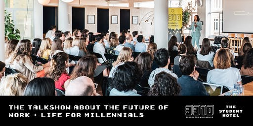 Turn me on – The Future of Work & life for Millennials