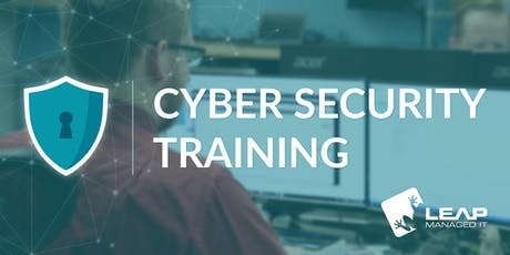Business Leader's Cyber Security Workshop presented by LEAP Managed IT  tickets