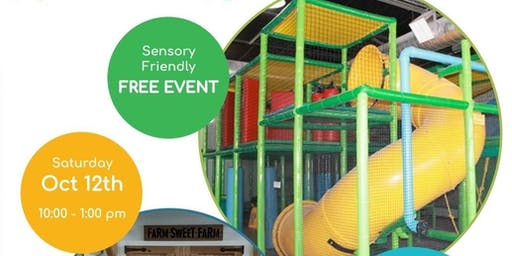 Behavioral Innovations: Okie Kids Playground Sensory Play