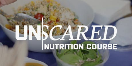 UnScared Nutrition Course billets