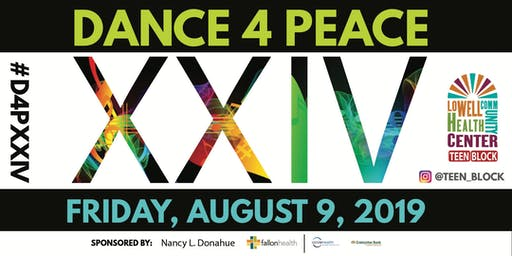 Dance 4 Peace XXIV