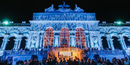 """kleeee.ArtClub """"PopArt Imperial"""" @ Gloriette, Schönbrunn"""