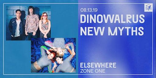 Dinowalrus + New Myths @ Elsewhere (Zone One)