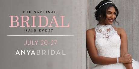 National Bridal Sale Event tickets