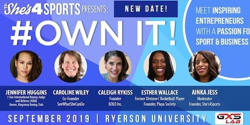 Own It! Meet Women Who Run Things In Business & Sport