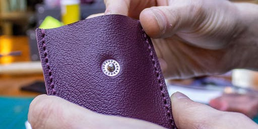 Dromedary Leather Crafting Workshop (July 31)