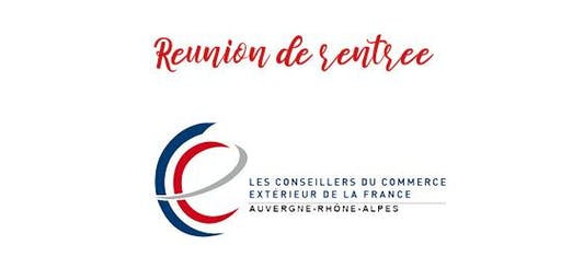 REUNION DE RENTREE DES CCE 7 OCTOBRE 2019
