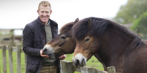 CRPR Distinguished Lecture Series: Adam Henson