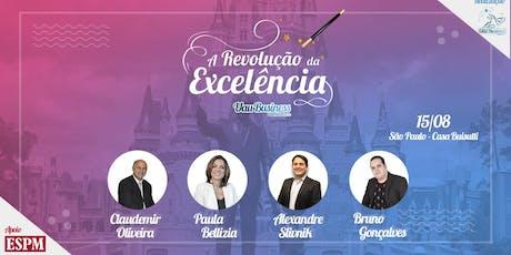 Uau Business Conferência - A Revolução da Excelência ingressos