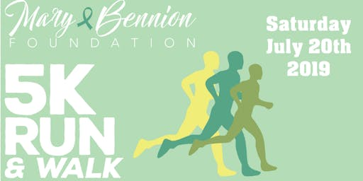 4th Annual Second Chance on Second Street 5k Walk/Run