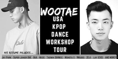 Wootae in Baltimore tickets