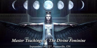 Master Teachings of the Divine Feminine Retreat