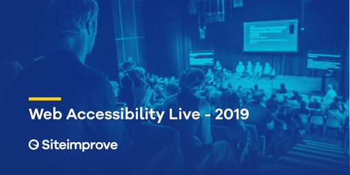 Web Accessibility Live - 2019