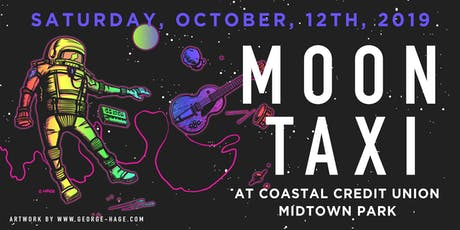 Full Moon Party featuring Moon Taxi tickets