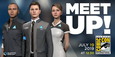 Quantic Dream Meetup @ San Diego Comic Con 2019 tickets