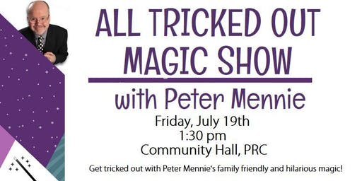 Magic with Peter Mennie