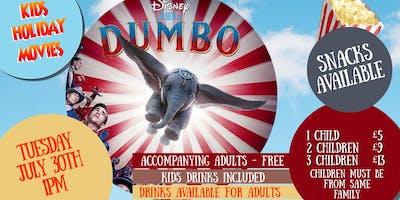 Kids Summer Films - DUMBO