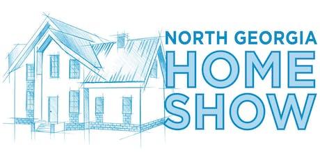 2019  North Georgia Home Show tickets