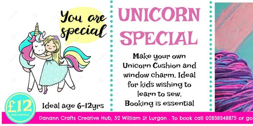 Crafty Unicorn Special