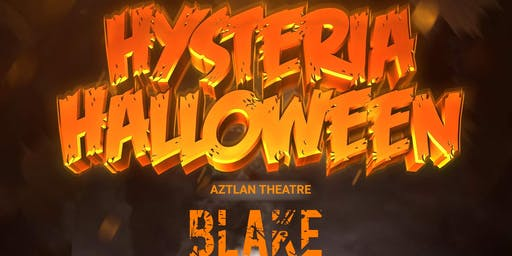 Hysteria Halloween