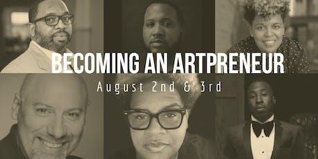 Becoming An Artpreneur tickets