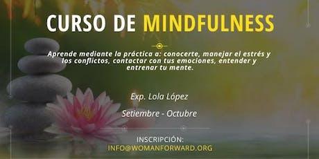 Curso de Mindfulness entradas