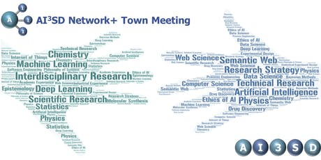 AI3SD Network+ Town Meeting & Funding Workshop tickets