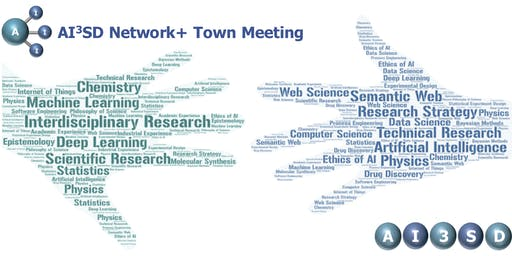 AI3SD Network+ Town Meeting & Funding Workshop