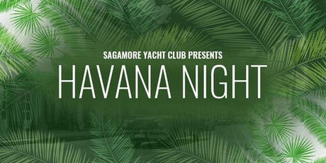 Havana Night tickets