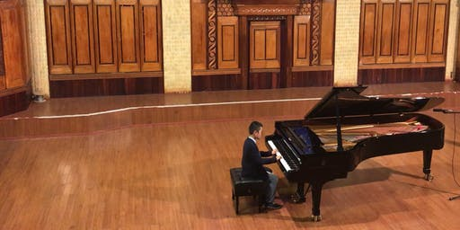 Piano and Violin Recital for Penny Brohn UK