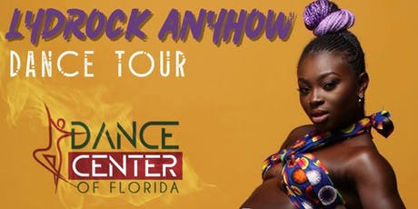 LYDROCK Anyhow Dance Tour Miami tickets
