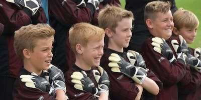 Sells Pro Training Goalkeeper Residential Camp Scotland Edinburgh