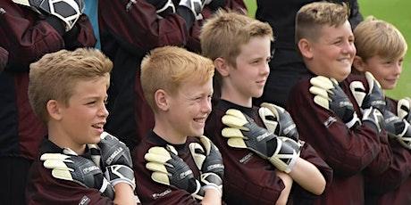Sells Pro Training Goalkeeper Residential Camp Scotland Edinburgh tickets