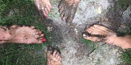 Balade pieds nus billets