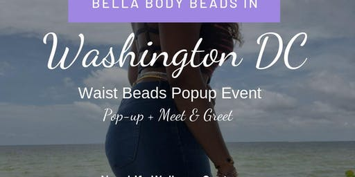 Waist Beads PopUp Shop Washington DC
