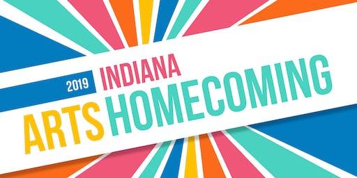 INVerse Dedication & Indiana Arts Homecoming Opening Party
