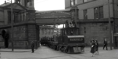 Fairfield Heritage walking tour - explore Govan's rich shipbuilding history tickets