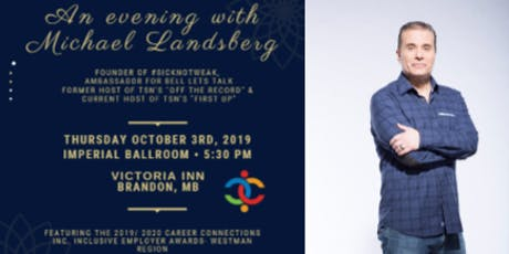 An Evening with Michael Landsberg tickets