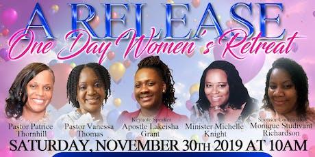 A Release  One Day Women's Retreat tickets