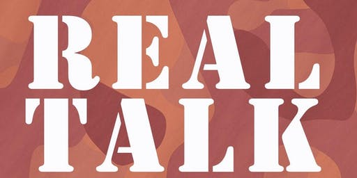 Real Talk: Community talks on reducing youth violence & promoting unity