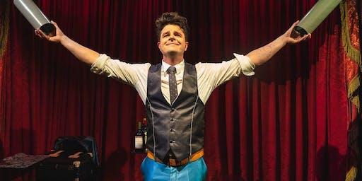 J&B Magic Theater Presents Nick Locapo