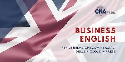Business English per le relazioni commerciali delle piccole imprese