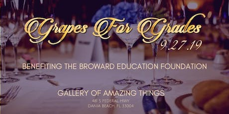 17th Annual Grapes for Grades tickets