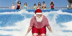 Christmas in July Event with Expedia CruiseShipCenters and Royal Caribbean