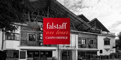 Falstaff on tour: Weingala im Casino Seefeld Tickets