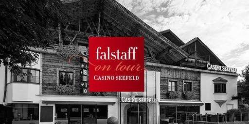 Falstaff on tour: Weingala im Casino Seefeld