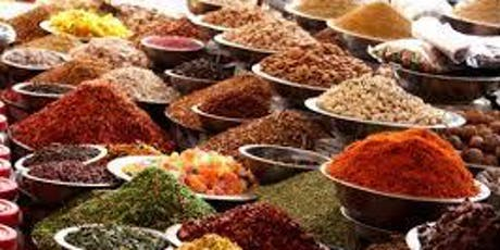 Indian Market Tour and Lunch tickets
