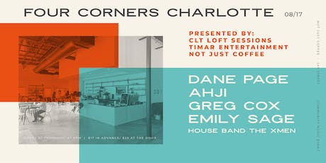 Four Corners Charlotte tickets