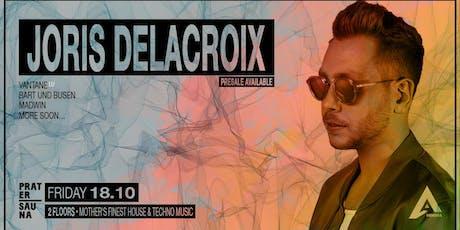 JORIS DELACROIX | Pratersauna - Minima Tickets